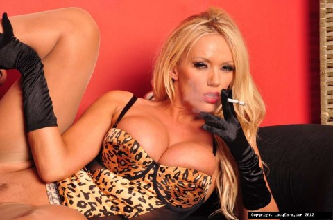 lucy-zara-nylon-stockings-milf